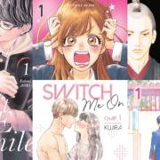 Achats mangas d'avril 2020