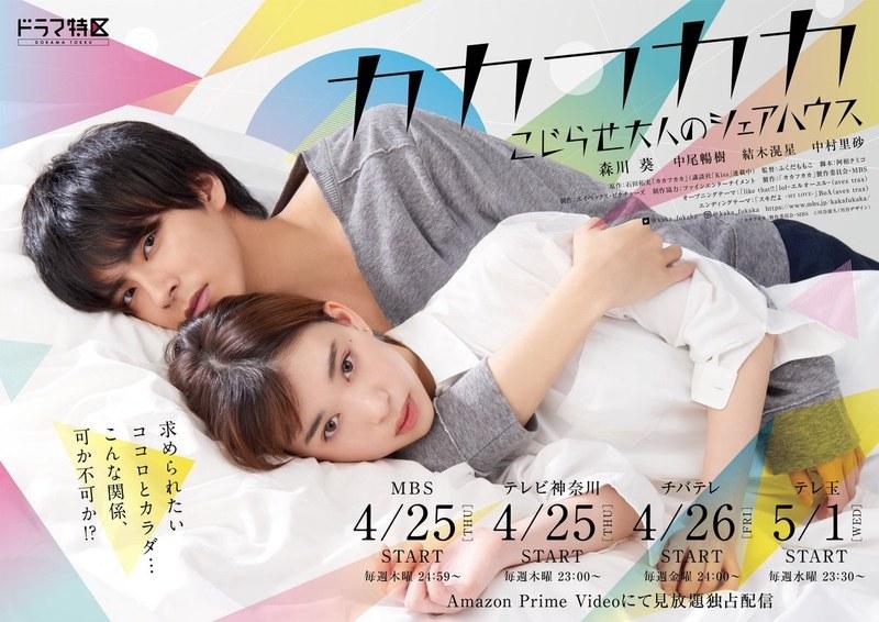Affiche du drama Kakafukaka