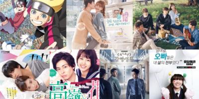 Visionnages anime et drama avril 2020