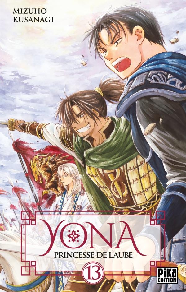 Yona - Princesse de l'aube tome 13