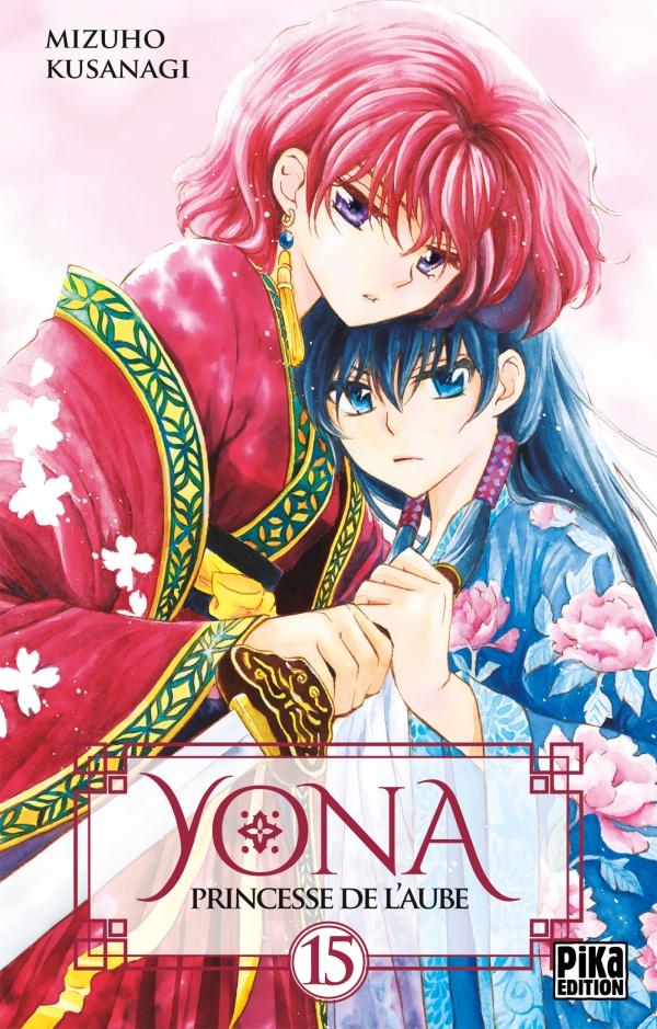 Yona - Princesse de l'aube tome 15