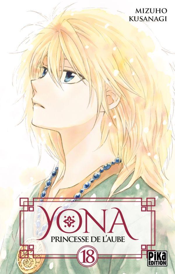 Yona - Princesse de l'aube tome 18