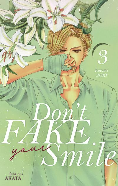 Don't fake your smile 3
