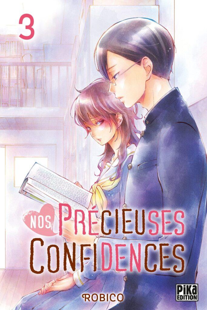 Nos précieuses confidences tome 3