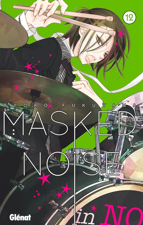 Masked noise tome 12