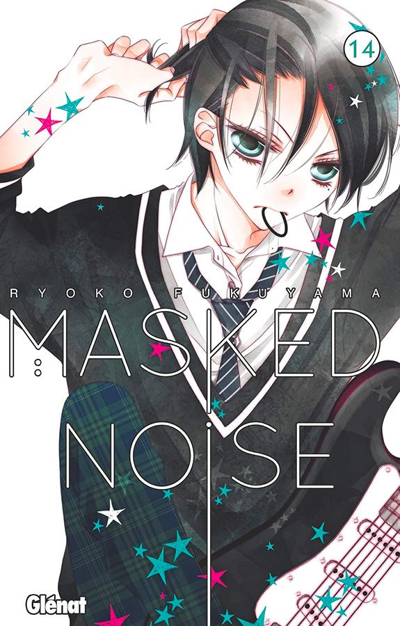 Masked noise tome 14