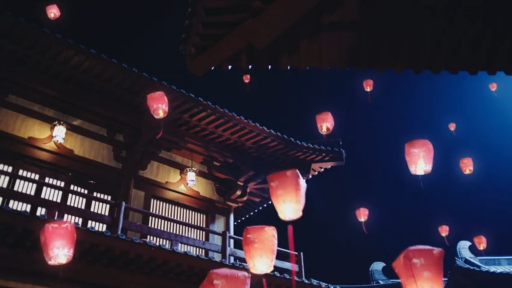 Princesse Weiyoung : dépaysement