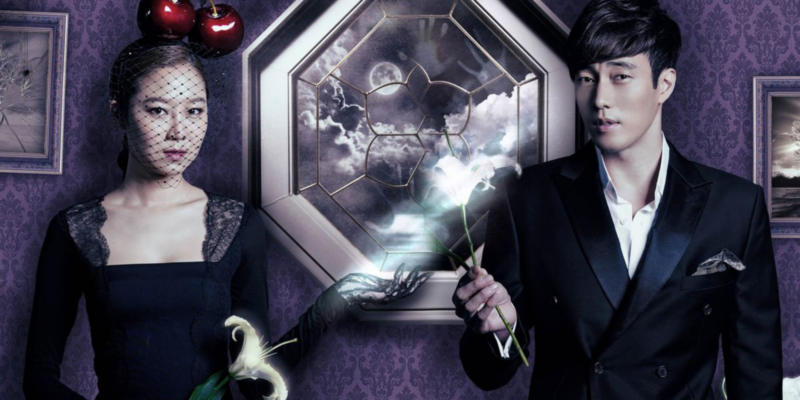 top 8 drama pour Halloween - The master's sun