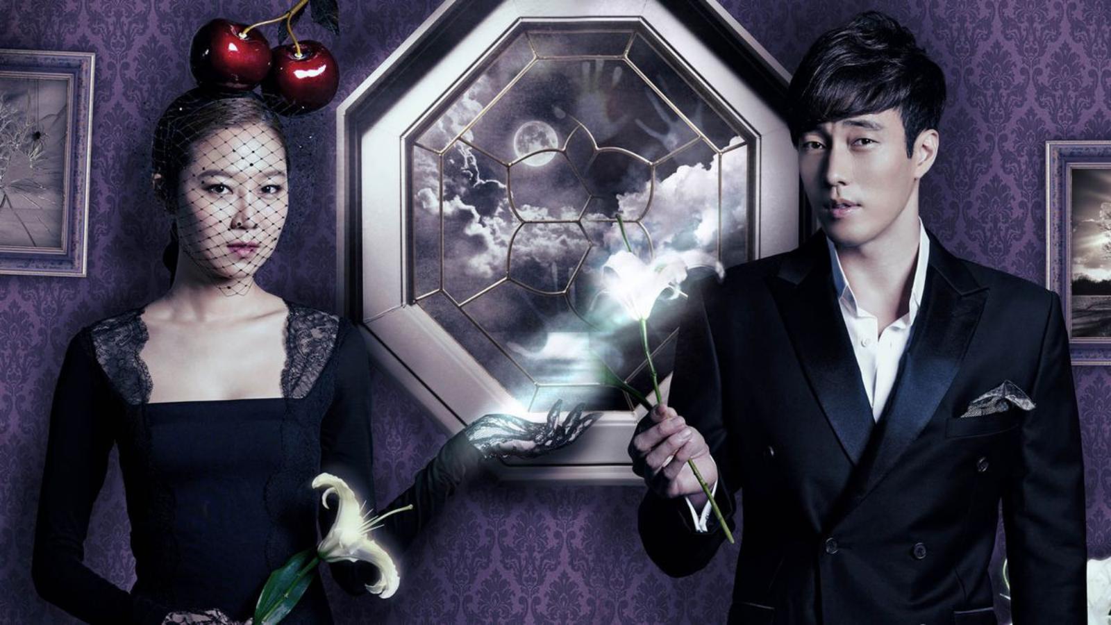 top 8 drama pour Halloween - The master's sun
