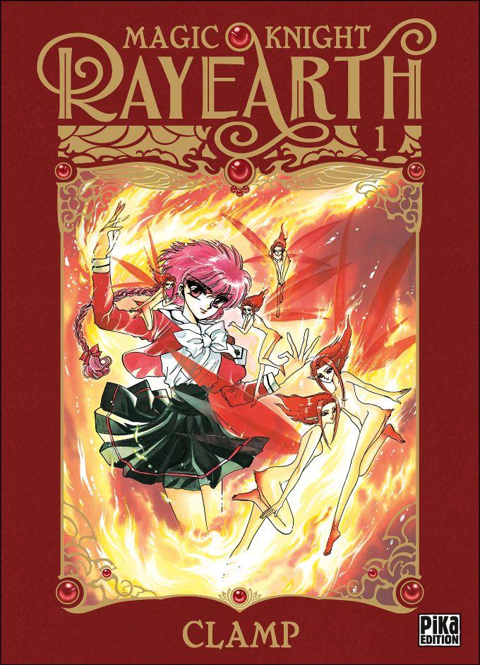 Magic knight rayearth tome 1