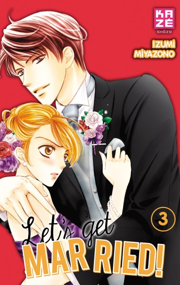Let's get married tome 3