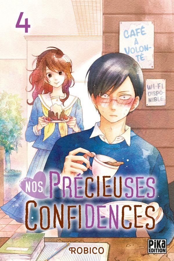 Nos précieuses confidences tome 4