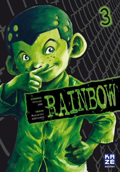 Rainbow tome 3