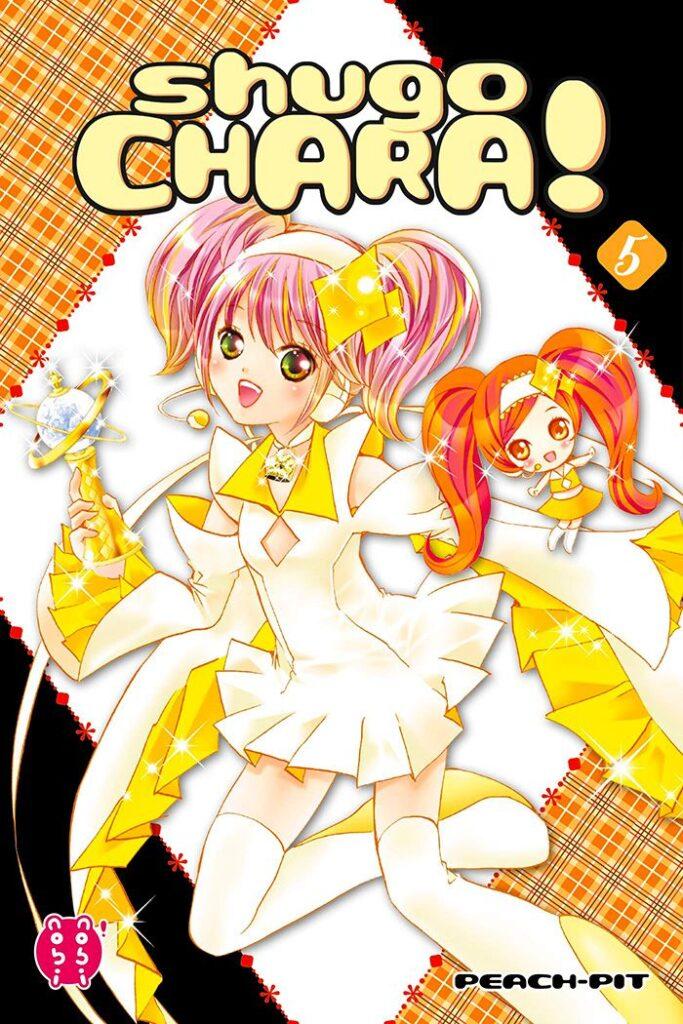Shugo chara tome 5 - volume double