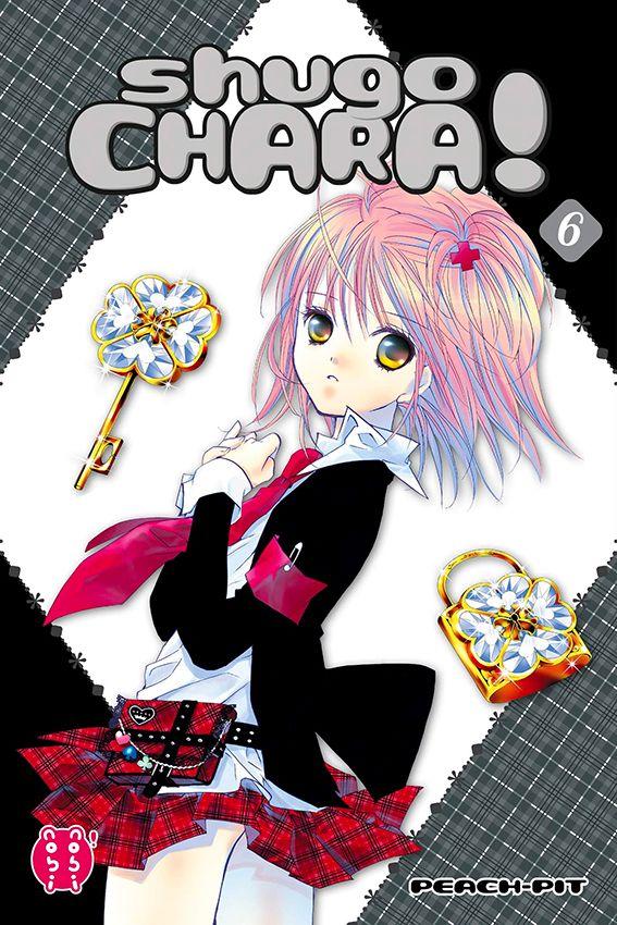 Shugo chara tome 6 - volume double