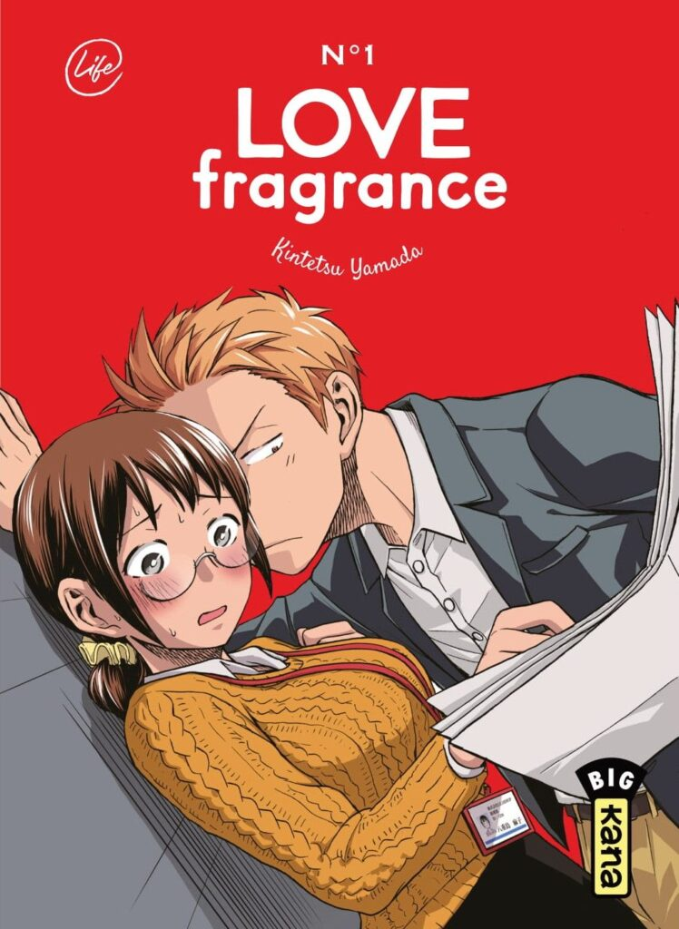 Love fragrance tome 1