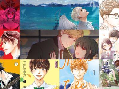 Lectures mangas et webtoon - Novembre 2020