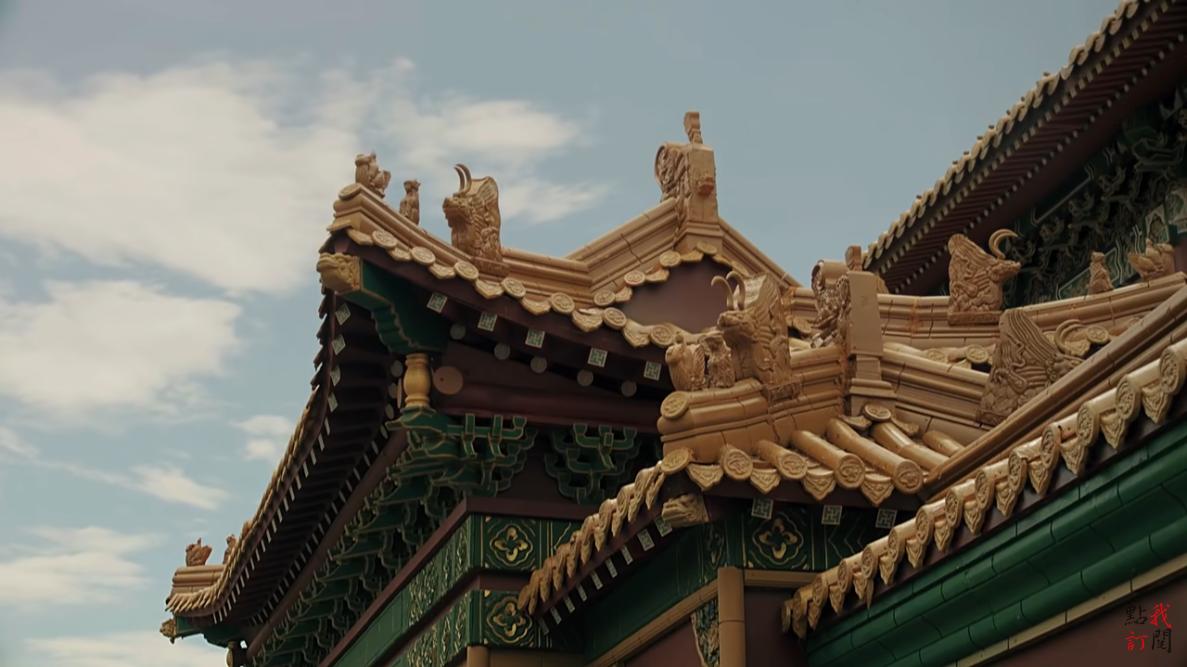 Scène de transition - Story of Yanxi palace