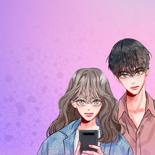 Illustration du webtoon Secret playlist