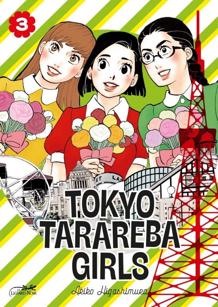 Tokyo tarareba girls tome 3