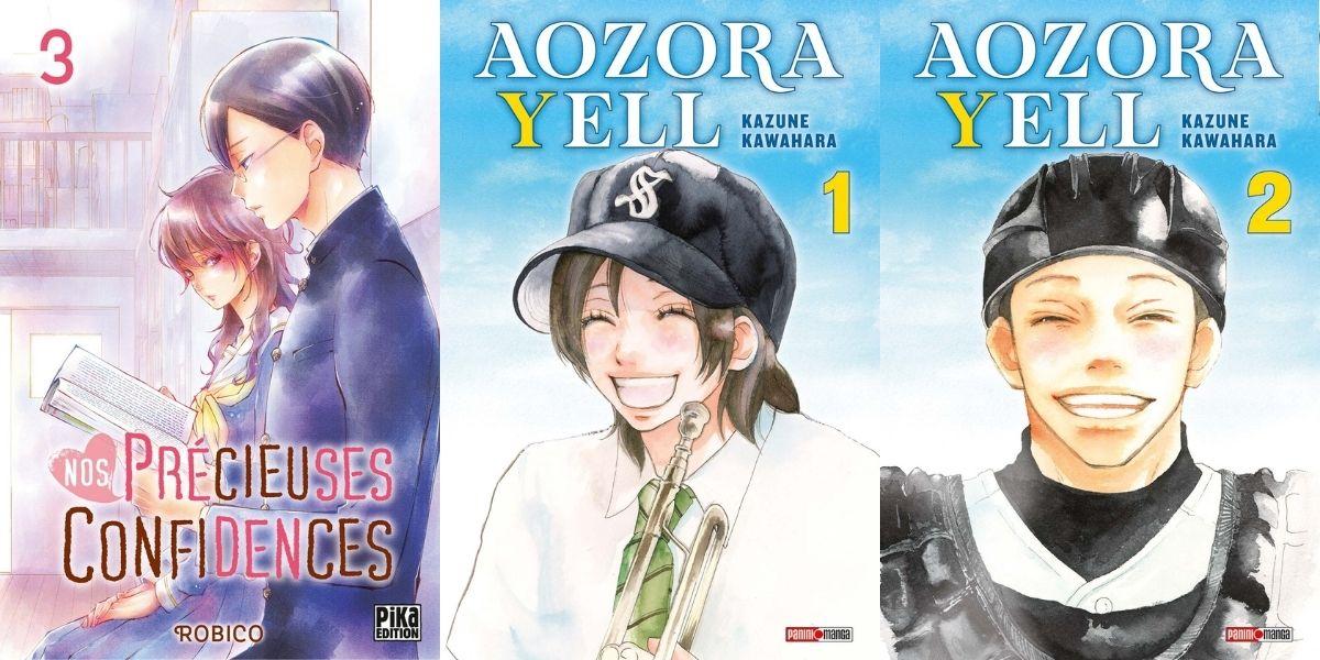 Lectures mangas de janvier 2021