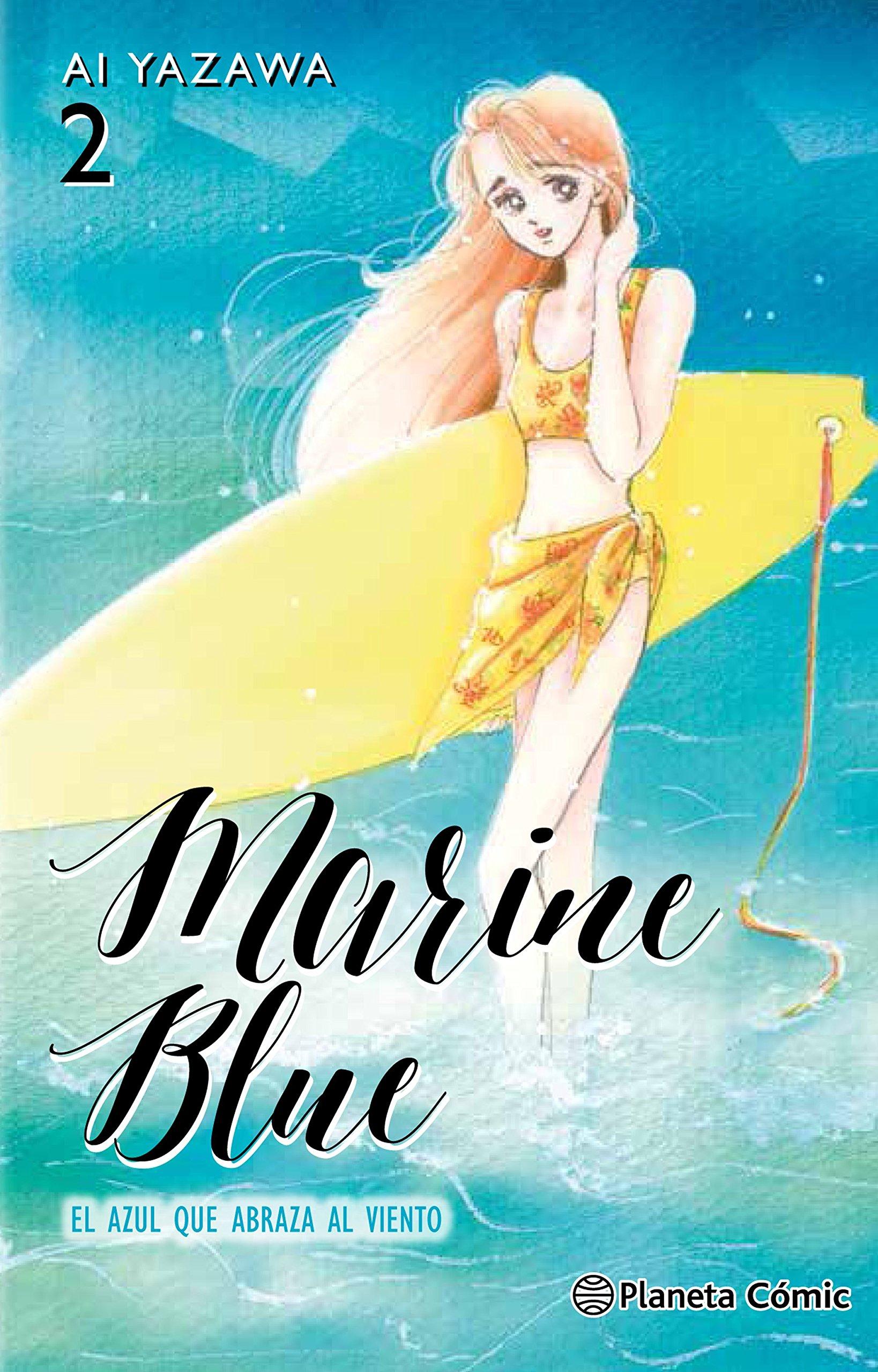 Marine blue tome 2 - édition espagnole