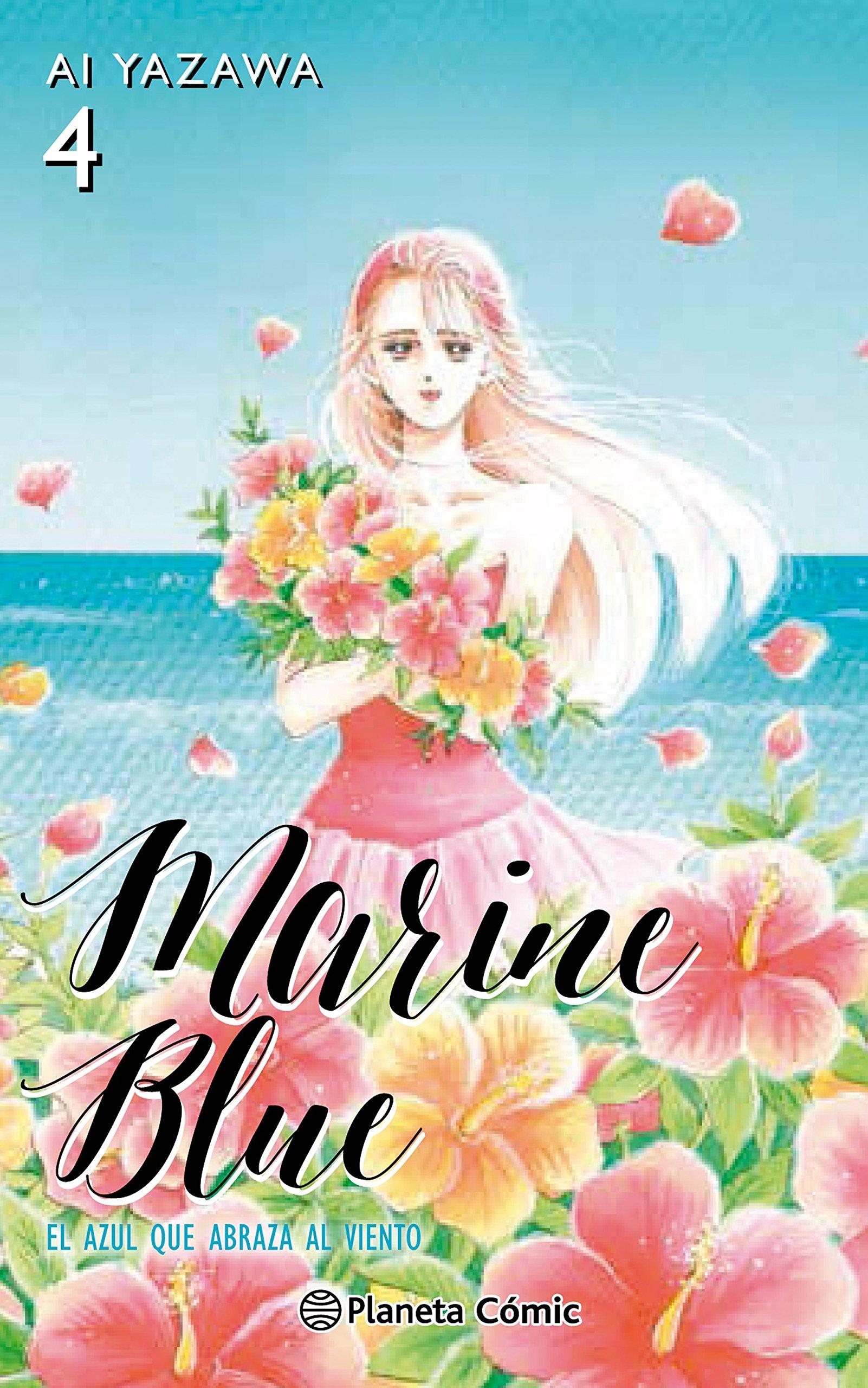 Marine blue tome 4 - édition espagnole