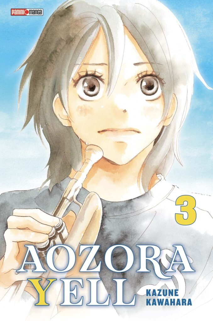 Aozora yell tome 3