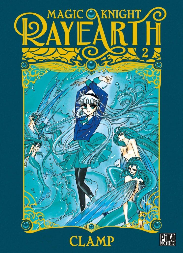 Magic knight rayearth tome 2