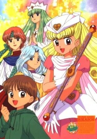 Illustration de l'anime Nurse angel Ririka SOS