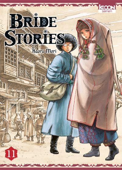 Bride stories tome 11