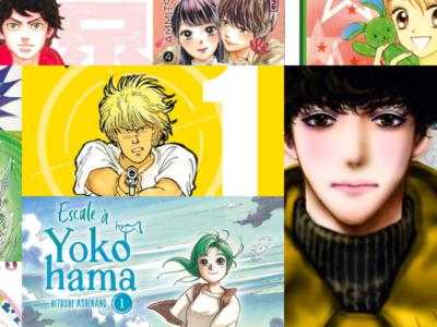 Achats mangas de mai 2021 - Tsuki no sekai